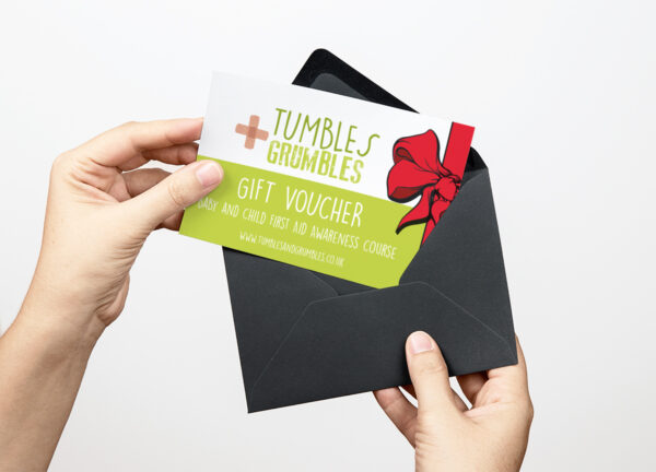 Tumbles and Grumble Gift Voucher